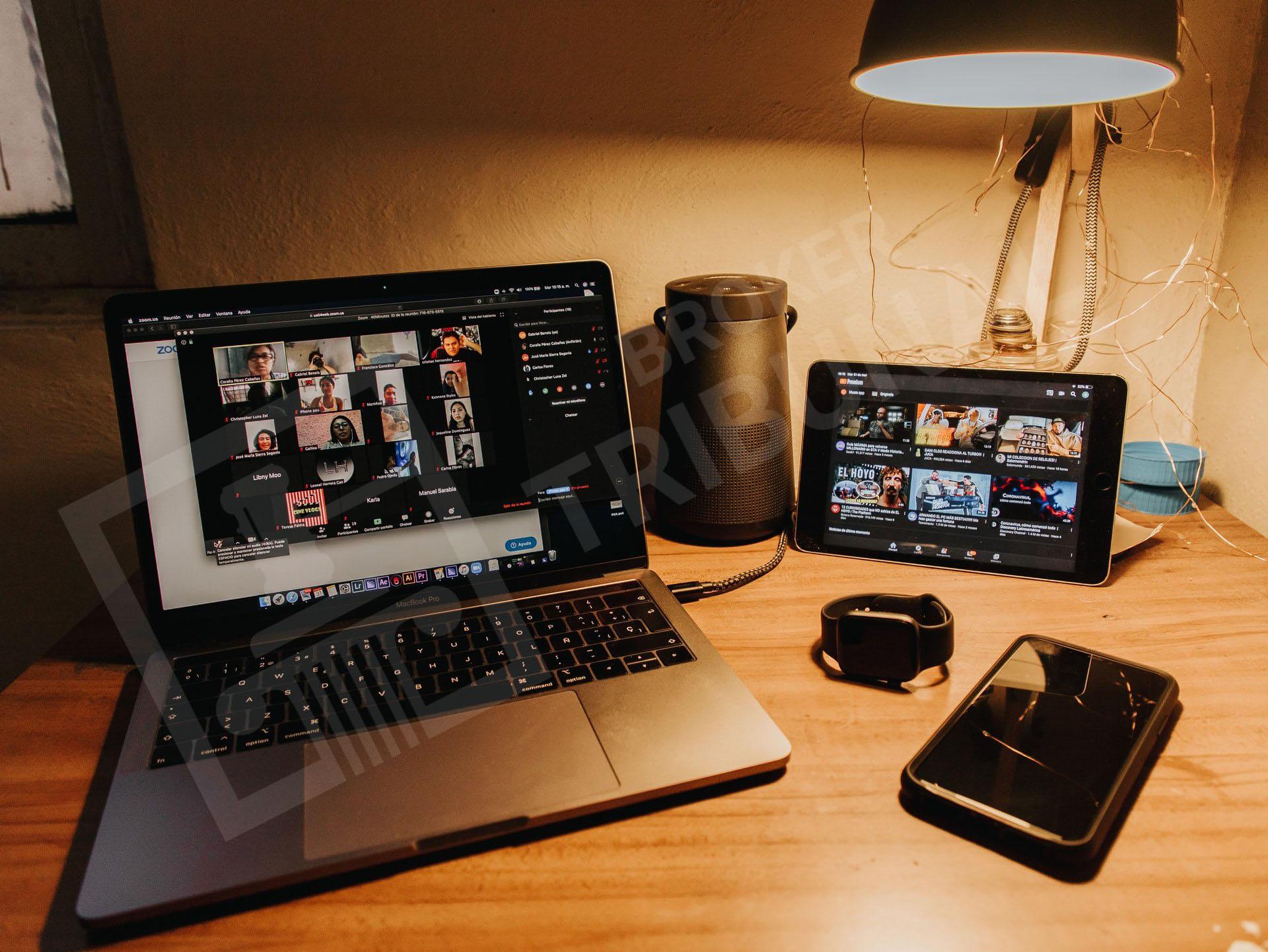 Акции компании Zoom Video Communications выросли на 17%