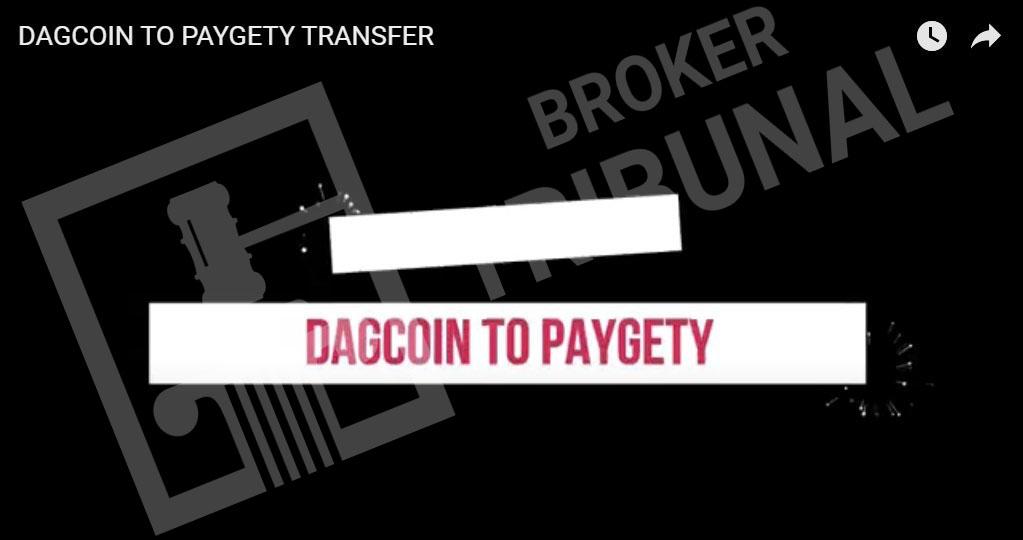 Обменник для получения Dagcoin
