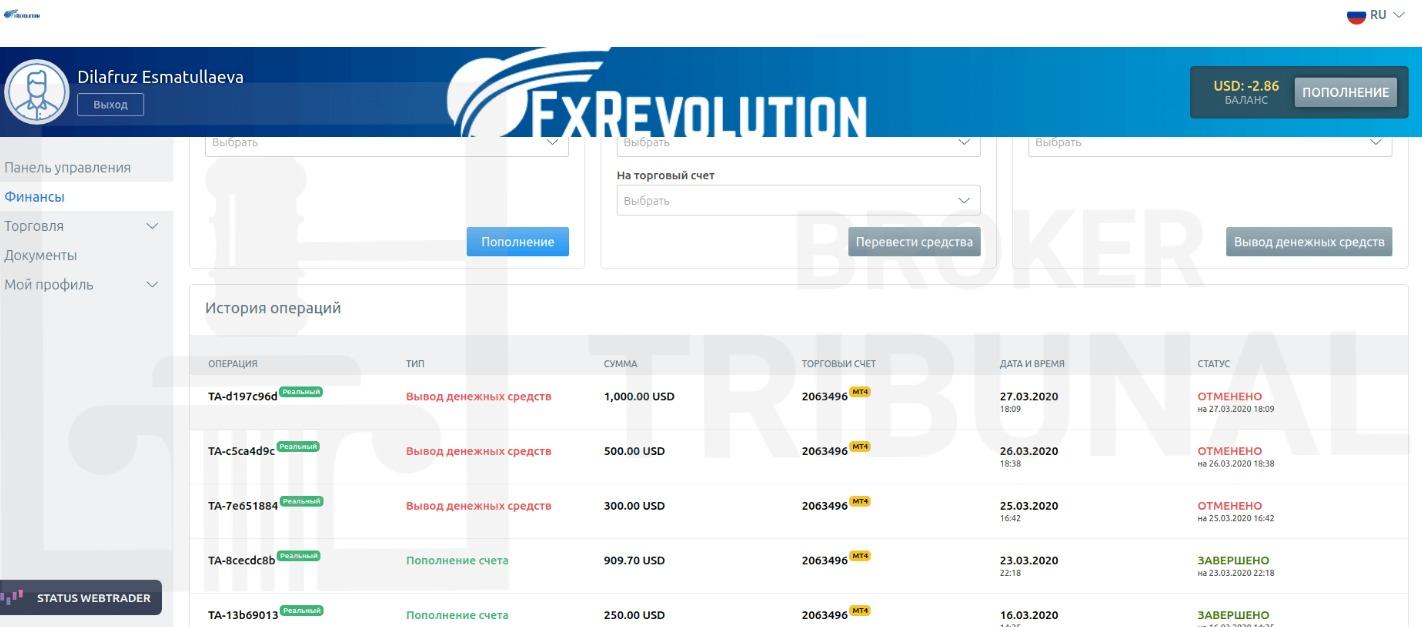 Revolution FX