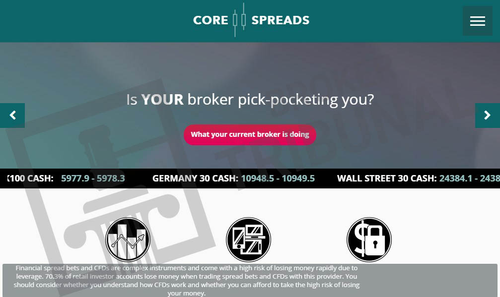 Core Spreads