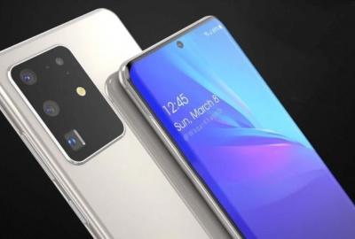 Samsung представил новые телефоны Galaxy S20