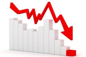 Мировая экономика за этот год может просесть на 4-8 %