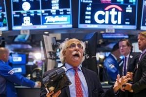 Уолл-стрит в панике