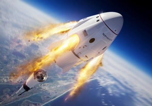 SpaceX взорвала ракету для тестирования аварийной системы