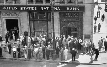 Великая депрессия и потребительские кредиты