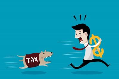 Как IRS взимает налог с владельцев криптовалюты