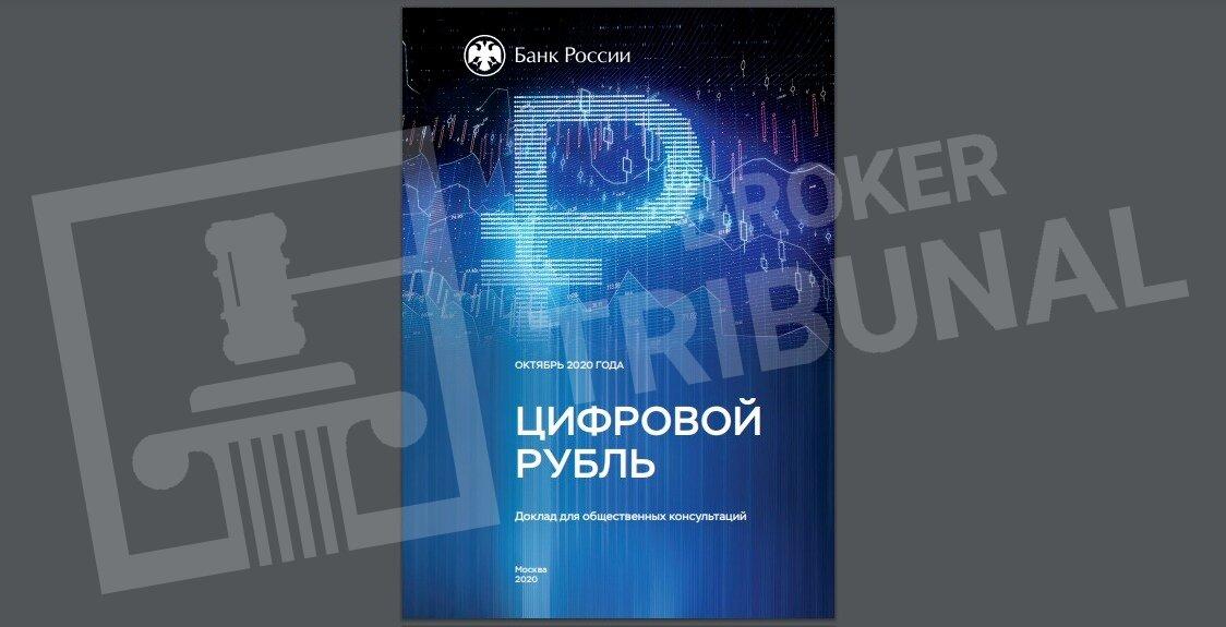 Вся информация о будущей валюте представлена в «Докладе для общественных консультаций»