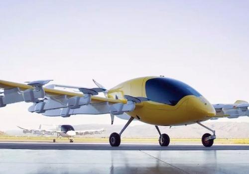 Ларри Пейдж финансирует создание летательных аппаратов будущего