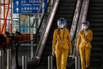 Китай закрывает границы для въезда