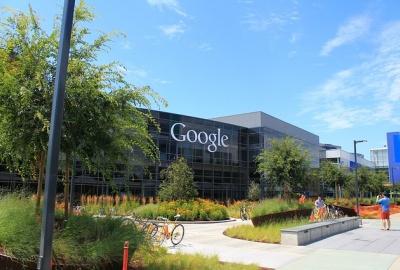 Телефонная конференция топ-менеджеров Google повысила акции компании на 7%