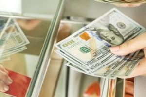 Доллар подешевел относительно японской иены