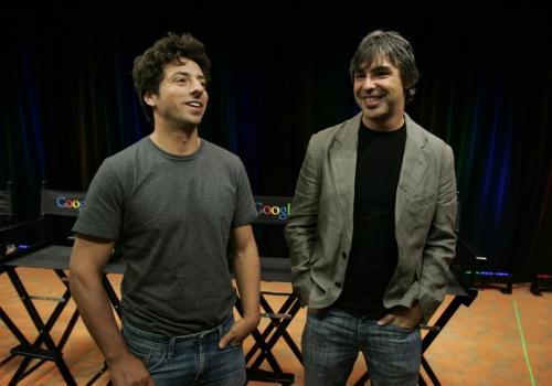 Перемены в Google: кто займет пост Сергея Брина и Ларри Пейджа