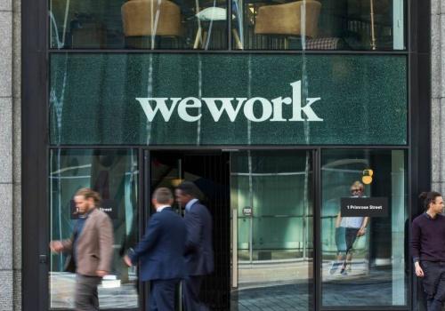 Коворкинговая сеть WeWork рискует обанкротиться до конца года