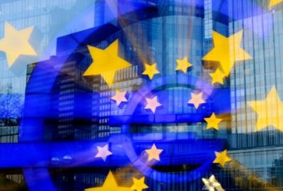 Промышленность Еврозоны упала до рекордно низкой отметки