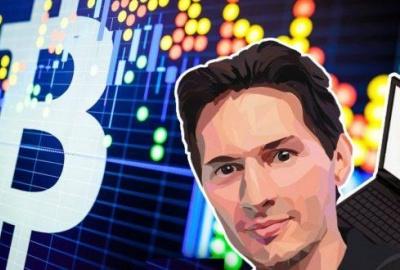 Выпуск криптовалюты Павла Дурова временно остановлен